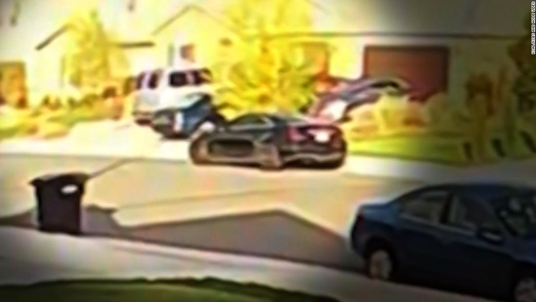 Surveillance shows Turpin siblings' escape - CNN Video