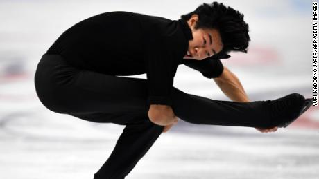 18-year-old Nathan Chen is USA's best chance for a gold medal in figure skating.