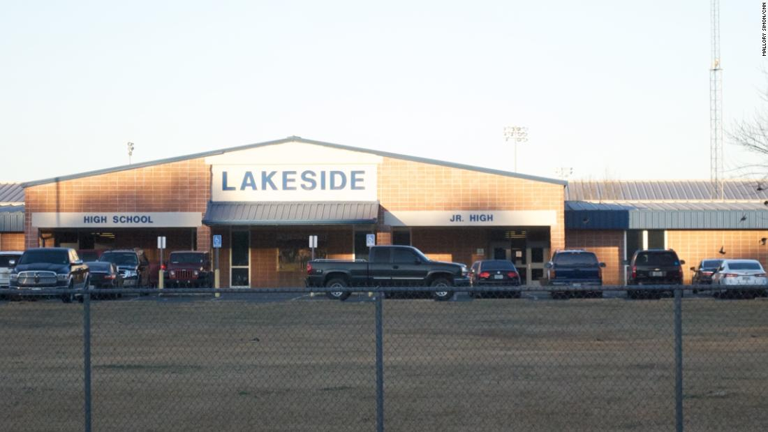 Prayer was swapped for a moment of silence at Lakeside High School after the lawsuit.