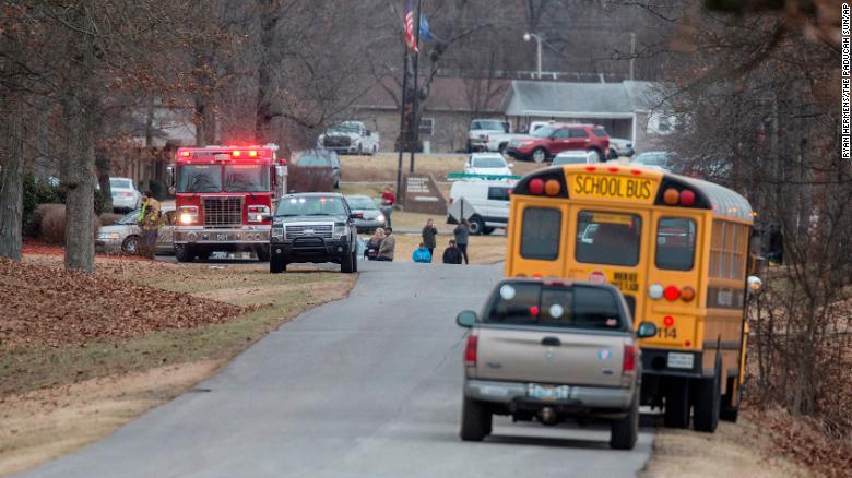 2 killed in Kentucky school shooting