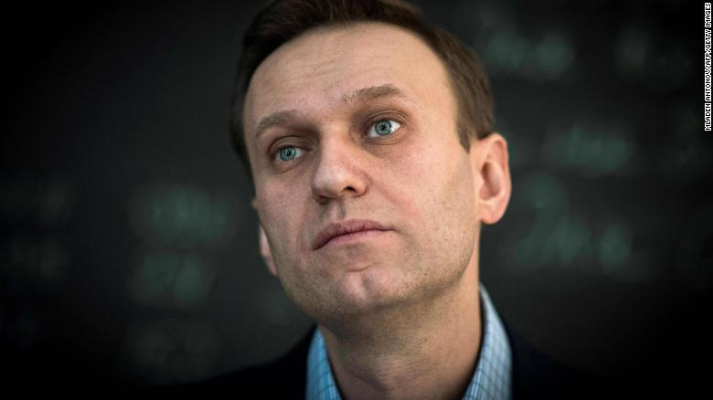 Navalny: Putin's regime is built on corruption