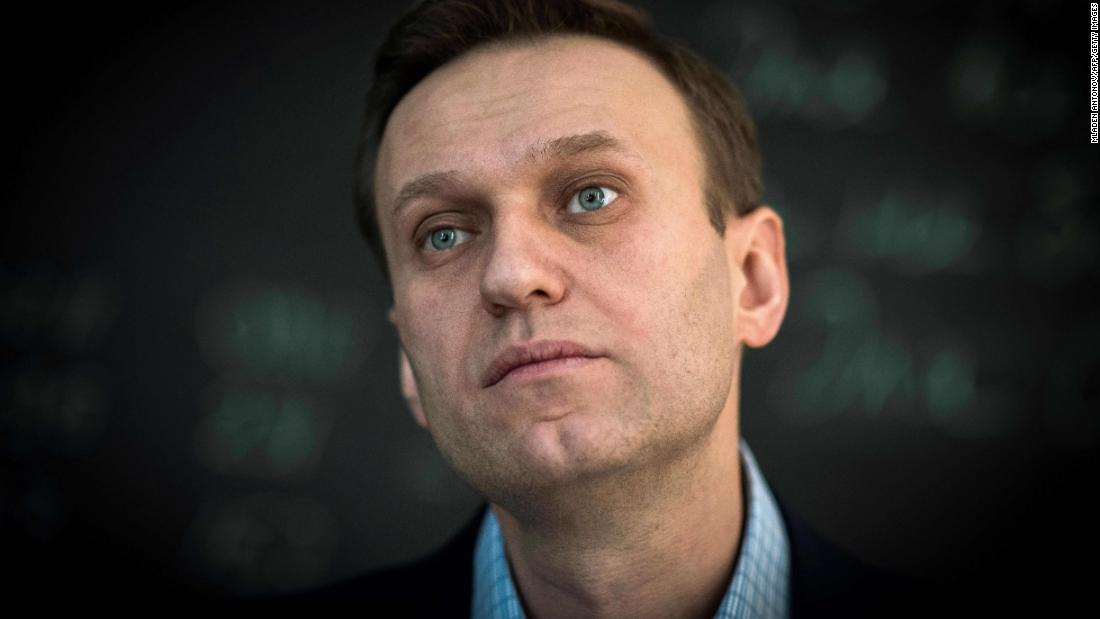 Who is Alexey Navalny?