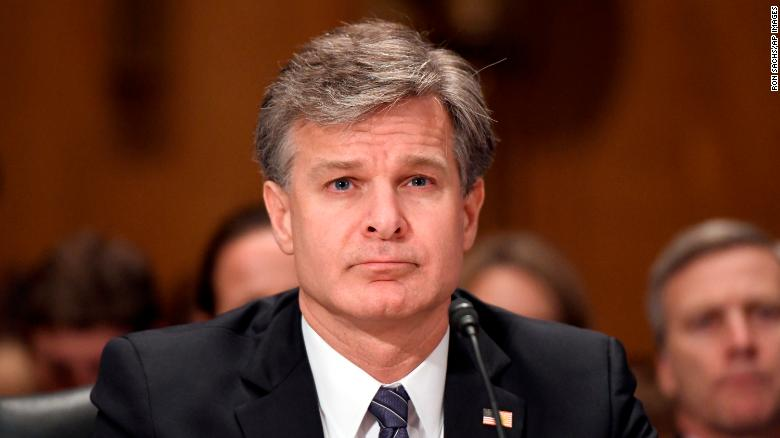 WH worried Wray could quit if memo released