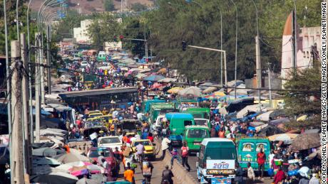 Why This West African Country Has Its Own Homegrown Version Of Facebook Cnn