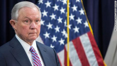'Somebody needs to stand up' to California on immigration, Sessions says