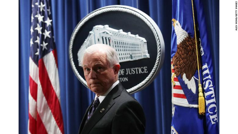 WaPo: Sessions might quit if Rosenstein fired