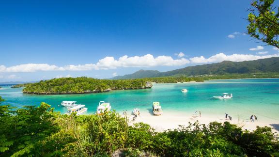 "<strong>1. </strong><a href=""http://www.anrdoezrs.net/links/8314883/type/dlg/sid/0218TripAdvisorDestination/https://www.tripadvisor.com/Tourism-g298223-Ishigaki_Okinawa_Prefecture_Kyushu_Okinawa-Vacations.html"" target=""_blank"" target=""_blank""><strong>Ishigaki, Japan</strong></a>"