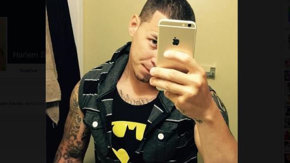 Harlem Suarez, in a Facebook selfie