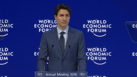 Trudeau: We need to hire, promote, retain more women