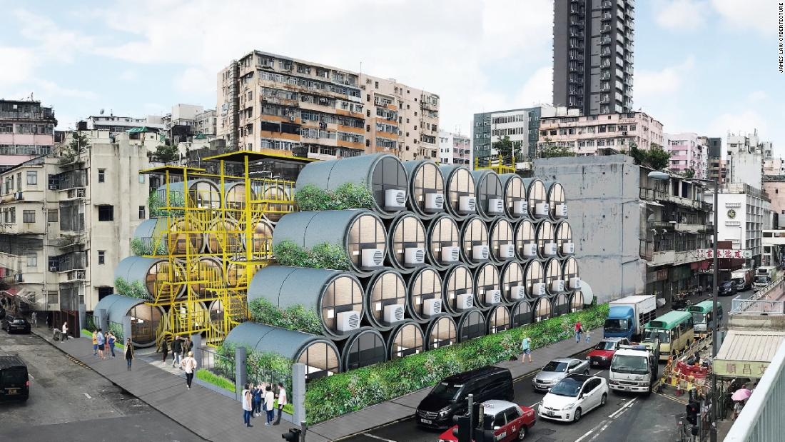 Are These Concrete Water Pipes The Answer To Housing Problems Cnn Style