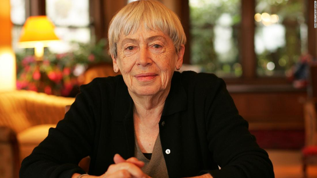 "Fantasy novelist <a href=""https://www.cnn.com/2018/01/23/us/ursula-le-guin-obit/index.html"" target=""_blank"">Ursula K. Le Guin </a>died January 22, according to her son Theo Downes-Le Guin. She was 88. The acclaimed author penned everything from short stories to children's books, but she was best known for her work in the science fiction and fantasy realm. She is perhaps best known for her Earthsea series, beginning with ""A Wizard of Earthsea"" in 1968."