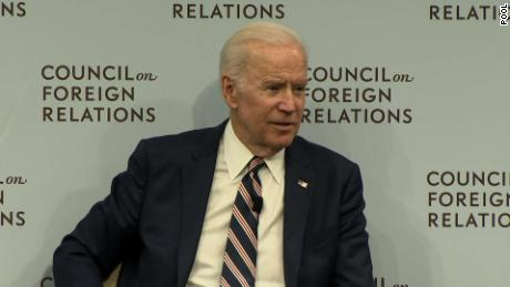 "NS Slug: BIDEN ON OBAMA ADMIN RESPONSE TO RUSSIA MEDDLING  Synopsis: Fmr. VP Biden on Obama administration response to threat of Russian meddling in 2016 election: ""it was tricky as hell""  Keywords: UNITED STATES POLITICS INTERNATIONAL RELATIONS"