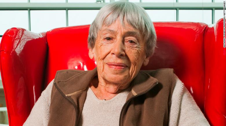 Ursula K. Le Guin died on January 22 at her home in Portland