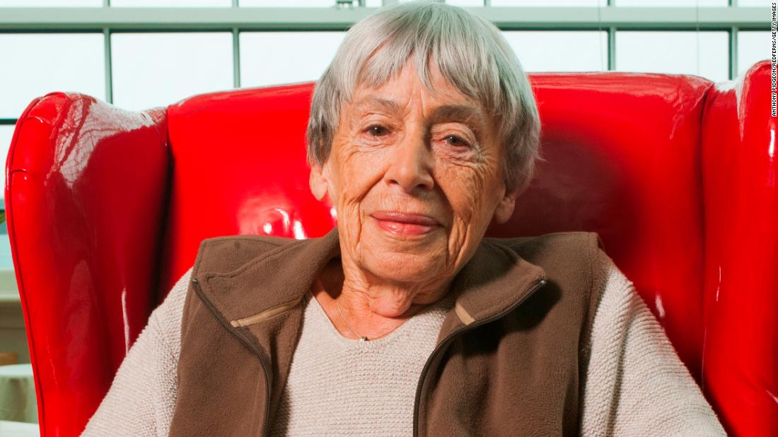 """ursula le guin essay Why ursula le guin matters the author and forthright in expressing her political views in the essay """"lying it all away""""—from her last book."""