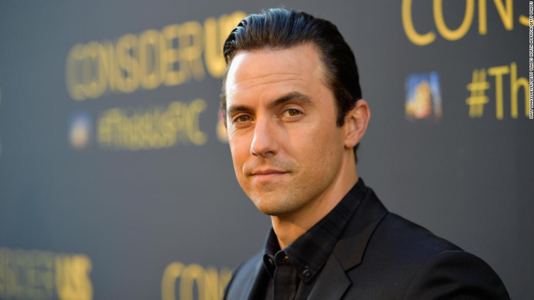Milo Ventimiglia says he was told he's too old to play 'Batman'