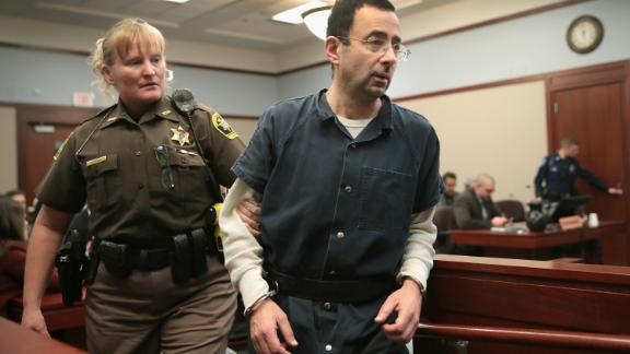 Larry Nassar was sentenced to 175 years in prison after more than 150 women said he abused them under the guise of providing medical treatment.