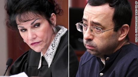 Read Judge Rosemarie Aquilina's powerful statement to Larry Nassar
