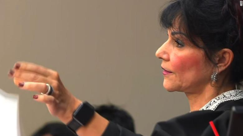 Judge reads from Nassar's letter, tosses it
