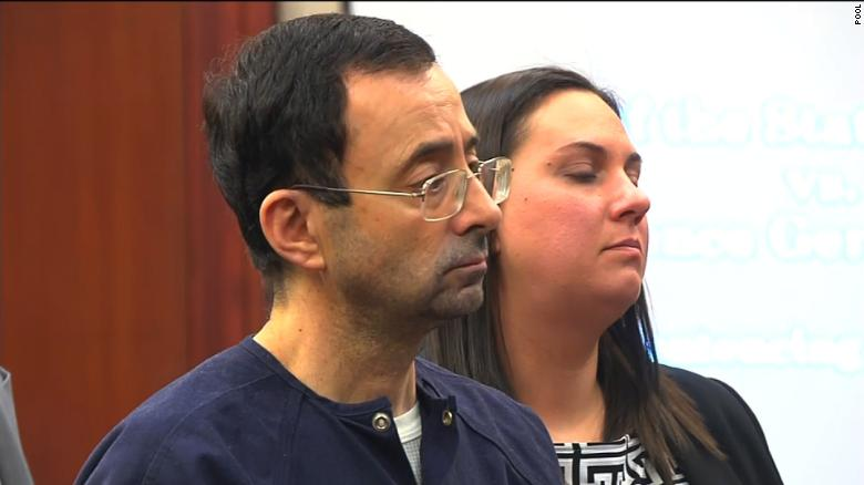 How systems failed girls abused by Nassar