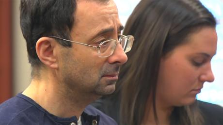 Judge to Nassar: I just signed your death warrant