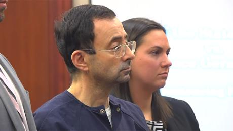 USOC wants gymnastics board to quit over Nassar abuse