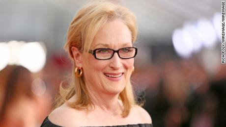 Meryl Streep is nominated for her 21st Academy Award for her performance in 'The Post'