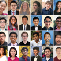 Regeneron Science Talent Search 2018 finalists grid