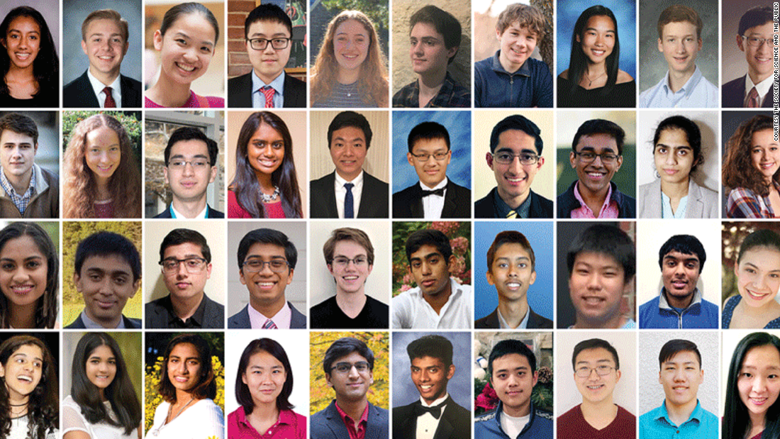 The Science Talent Search is not your average science fair.  Conducted by the Society for Science and the Public since 1942, its US-wide search for the brightest students has seen 13 future Nobel Laureates pass through the competition. Scroll through the gallery to discover more about them.