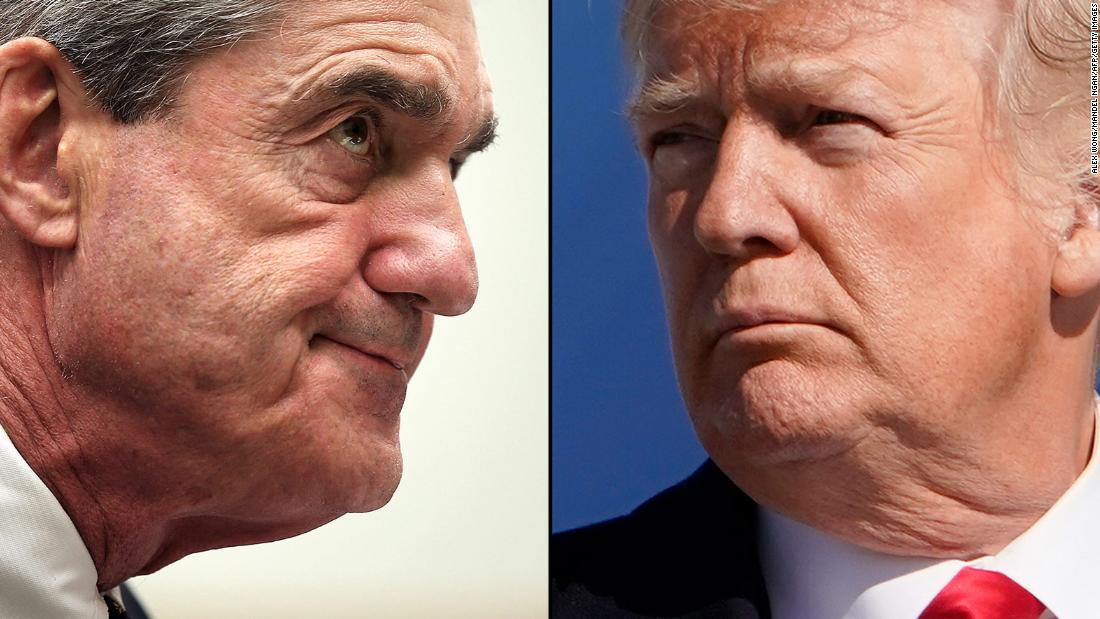 Hot Pockets, mismatched chairs and a critical mission: Inside year one of the Mueller investigation