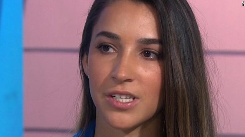 Aly Raisman calls for independent investigation