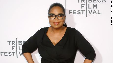 Oprah Winfrey announces $500,000 donation to March For Our Lives.