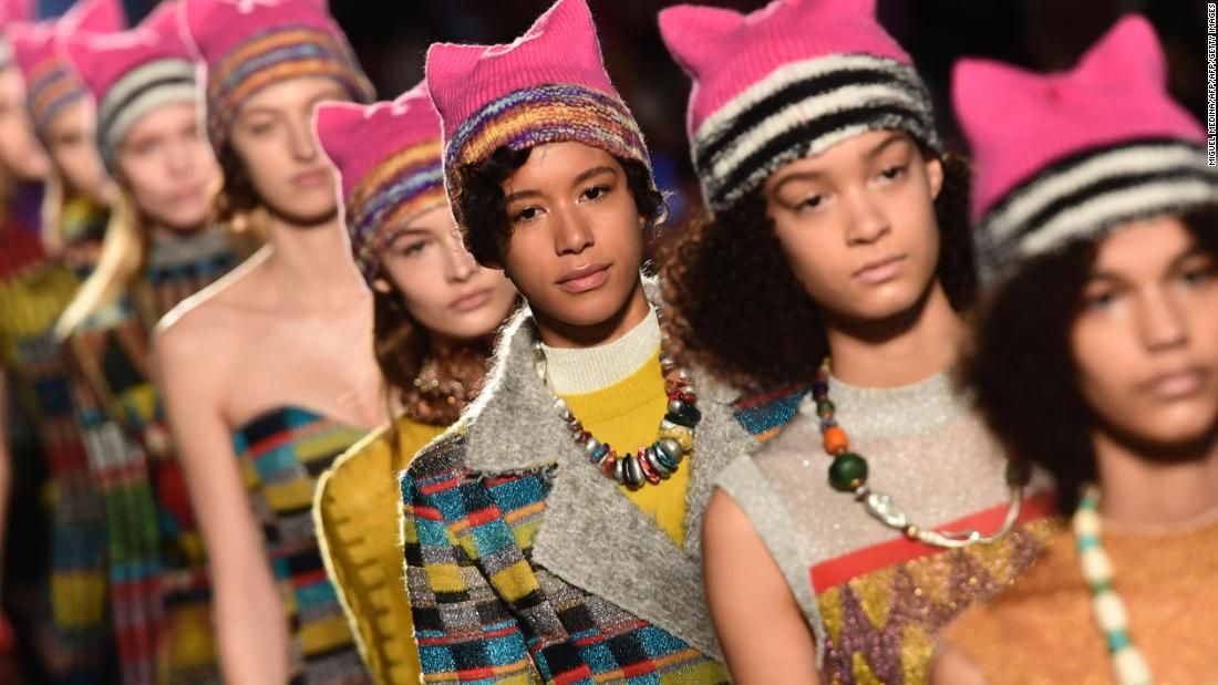 0d27255c7e0 Fashion s potential to influence politics and culture - CNN Style