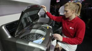 Trump tariff prompts LG to raise washing machine prices