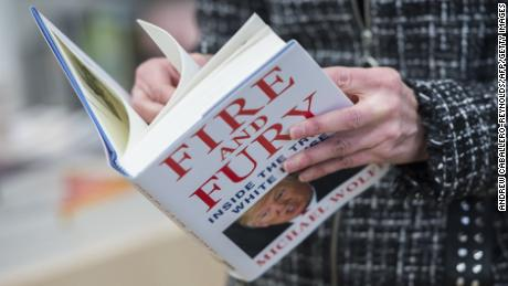 "The Coeur d'Alene, Idaho, public library has had to buy three copies of ""Fire and Fury: Inside the Trump White House"" by Michael Wolff because someone keeps hiding it."