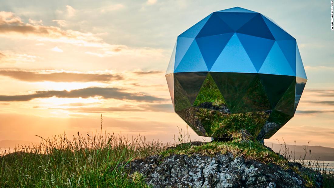 A Disco Ball Like Satellite Is Orbiting Earth Here S Why