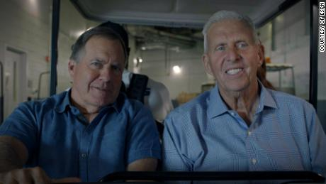 Bill Belichick, Bill Parcells