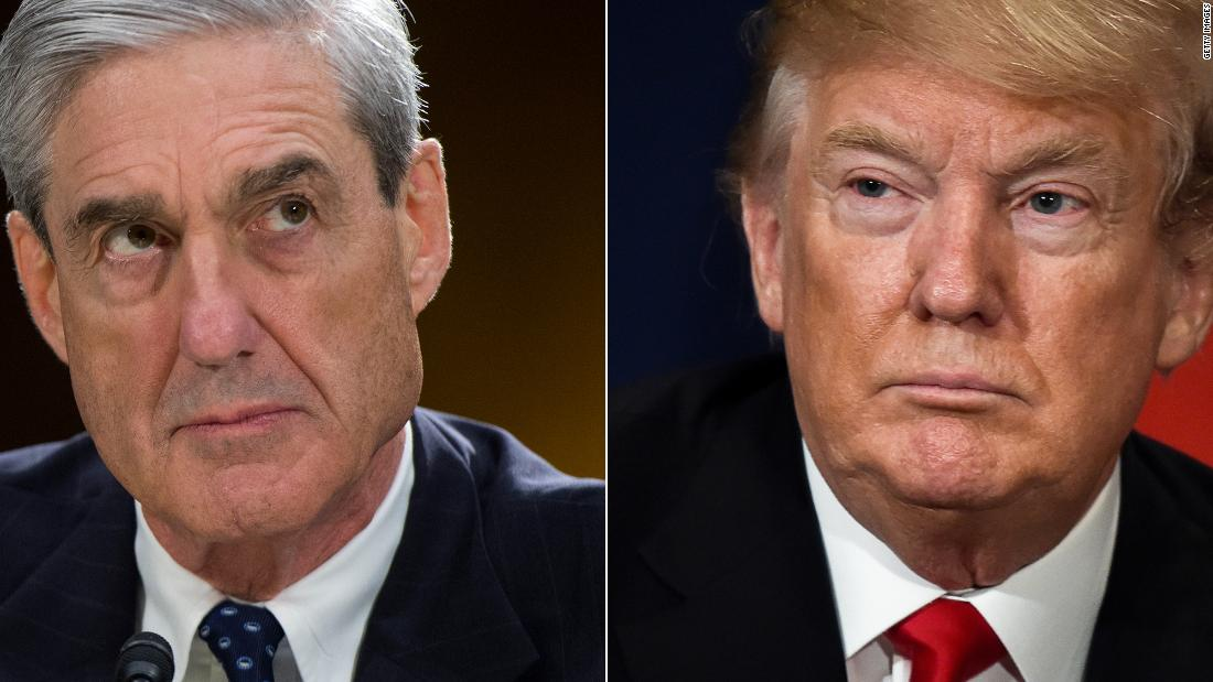 Mueller team gives Trump lawyers more details of what they want to talk to President about
