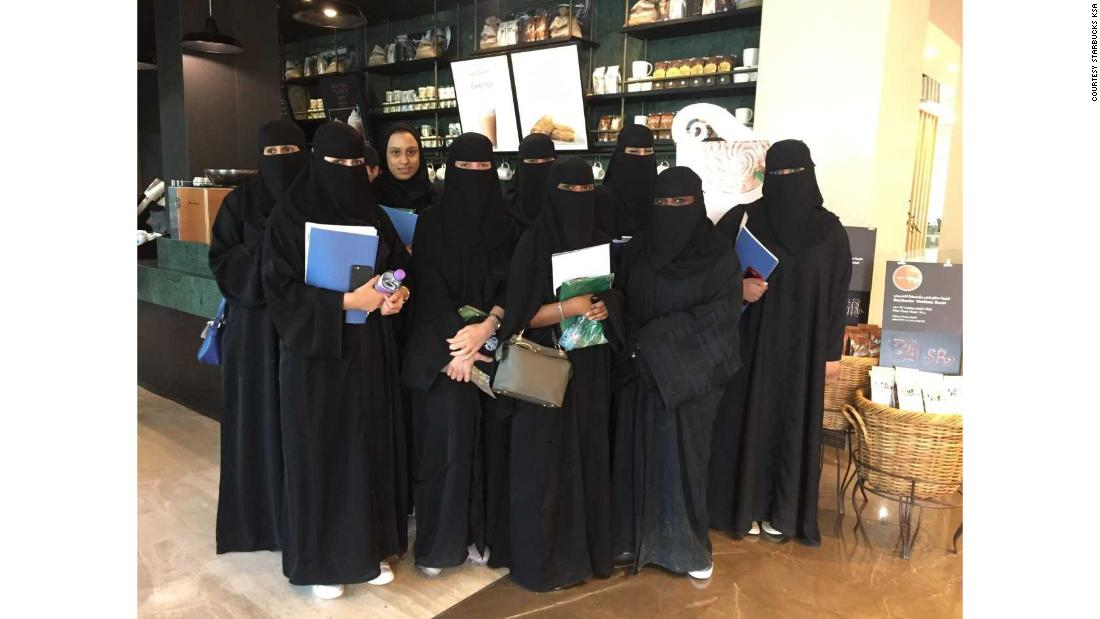 Saudi women join the workforce cnn for Www workforcescheduling com jewelry tv