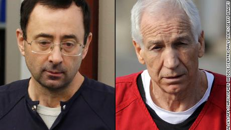 Did Michigan State fail to stop Larry Nassar like Penn State did with Jerry Sandusky?