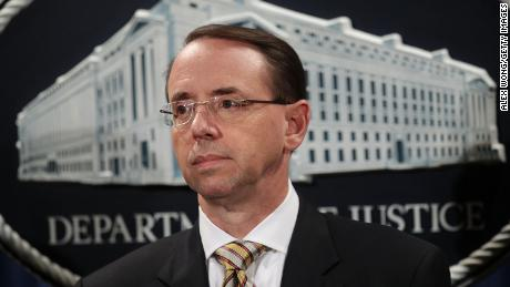 Who is Rod Rosenstein?
