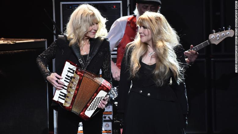 Stevie Nicks debuts new song 'Show Them The Way'