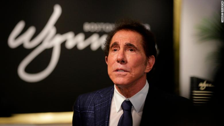 Steve Wynn steps down from RNC