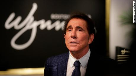 Casino mogul Steve Wynn during a news conference in Medford, Mass., Tuesday, March 15, 2016.
