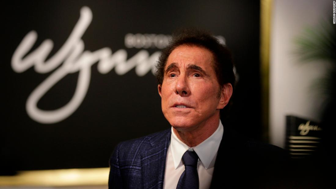The Nevada gaming board wants to ban casino mogul Steve Wynn