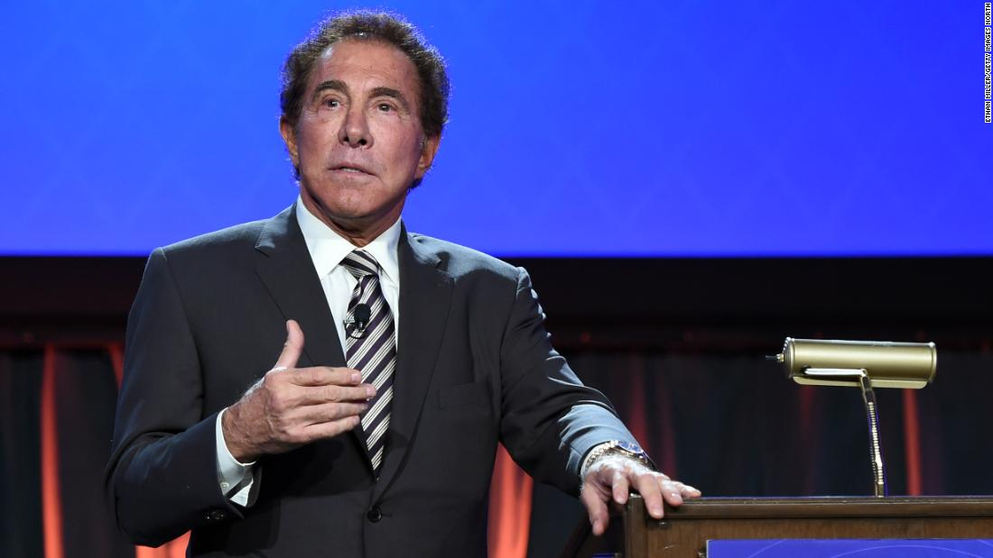 Republican National Committee accepts $248K from Steve Wynn, accused of sexual misconduct