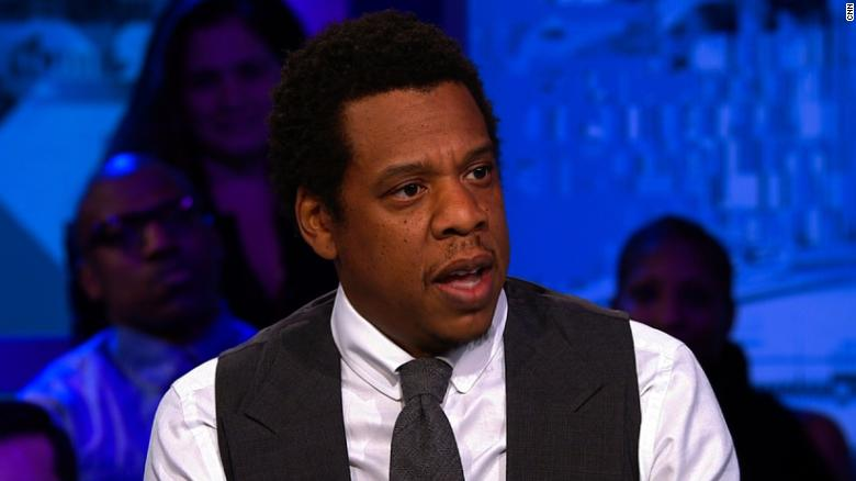 Jay-Z on Beyoncé: She's the person I love