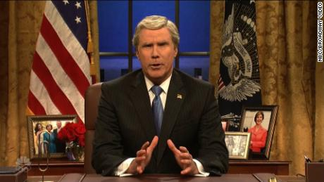 SNL is wrong -- Trump is far worse than Bush