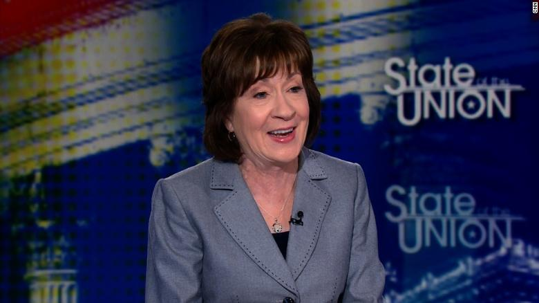 Collins: Wouldn't hurt to protect Mueller