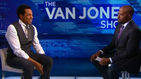 Image result for jay-z cnn interview