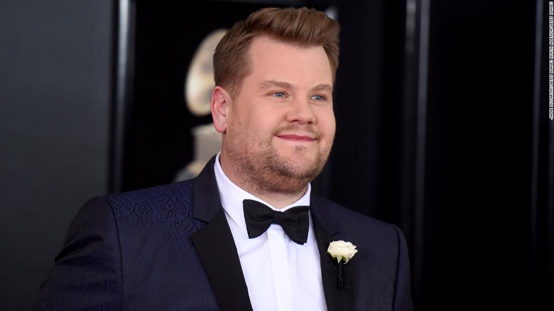 James Corden returning as host of the Tony Awards